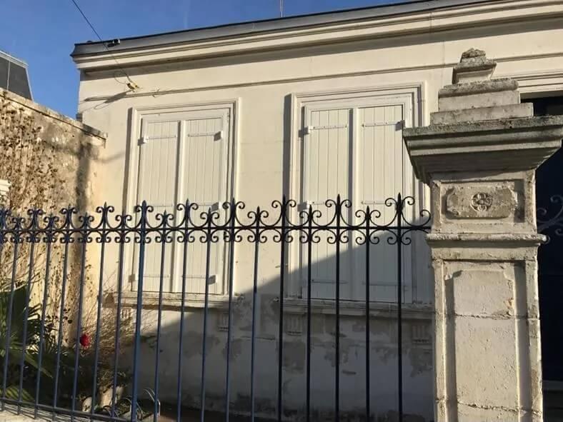 ravalement de façade - arch' Pierre 1